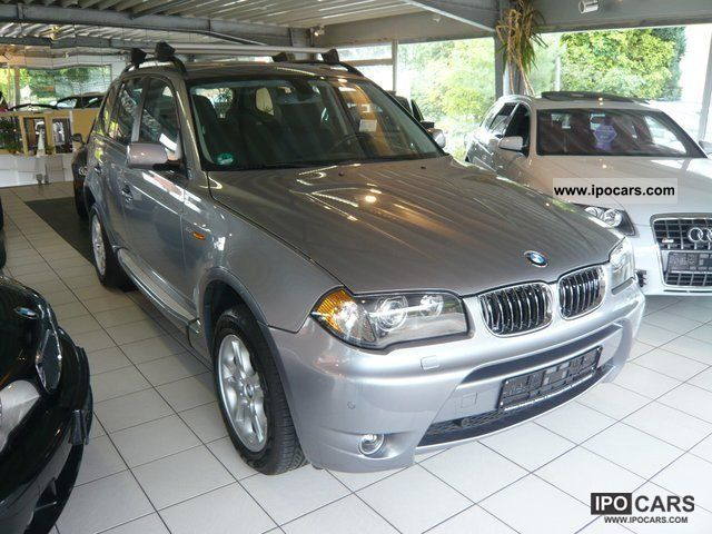 2005 Bmw X3 3 0i From First Hand Car Photo And Specs