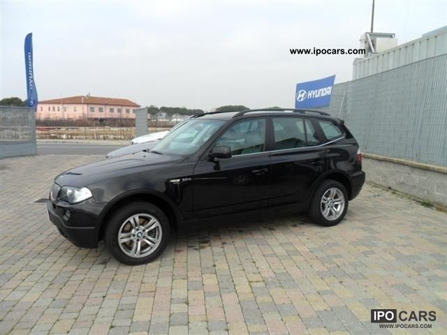 2007 BMW  X3 3.0d cat Attiva Off-road Vehicle/Pickup Truck Used vehicle photo