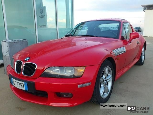 1999 Bmw Z3 Roadster 2 0 24v Cat Automatica Pelle Car