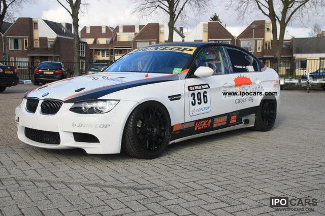 BMW  E90 M3 E39 V8 race car 2006 Race Cars photo