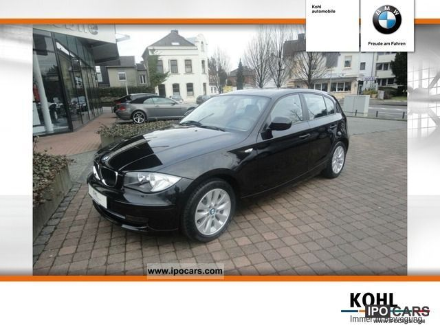 2011 BMW  116D (Air DPF) Limousine Used vehicle photo