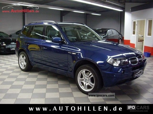 2005 bmw x3 auto leather navi xenon panorama. Black Bedroom Furniture Sets. Home Design Ideas