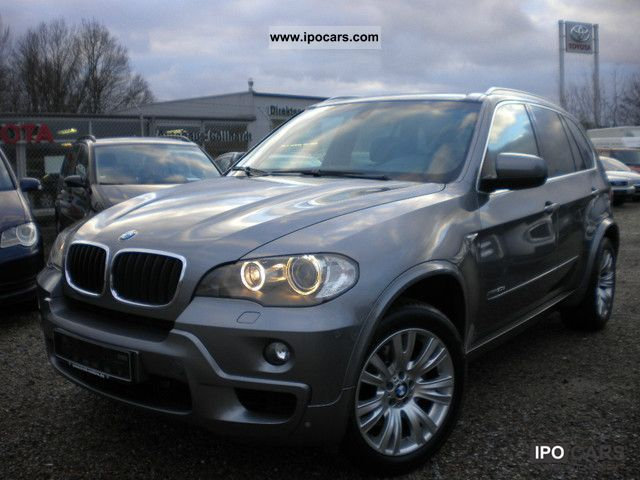 2010 BMW  * X5 xDrive30d M Sport Package / Panorama / navigation * Off-road Vehicle/Pickup Truck Used vehicle photo
