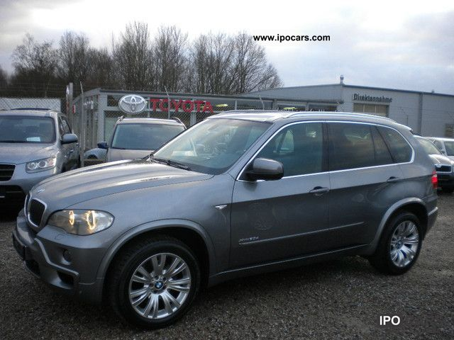 BMW X XDrived M Sport Package Panorama Navigation - 2010 bmw truck