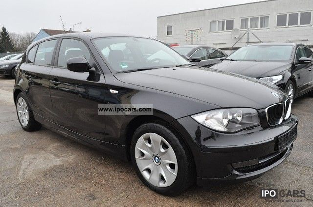 2011 BMW  116d DPF Advantage / PDC / Sitzhz. / Klimaaut. / TOP Limousine Used vehicle photo