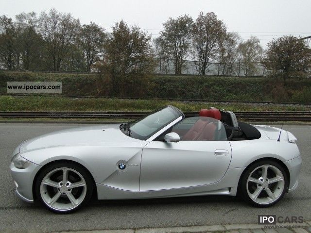 2003 Bmw Hardtop Z4 Roadster 2 5is Car Photo And Specs