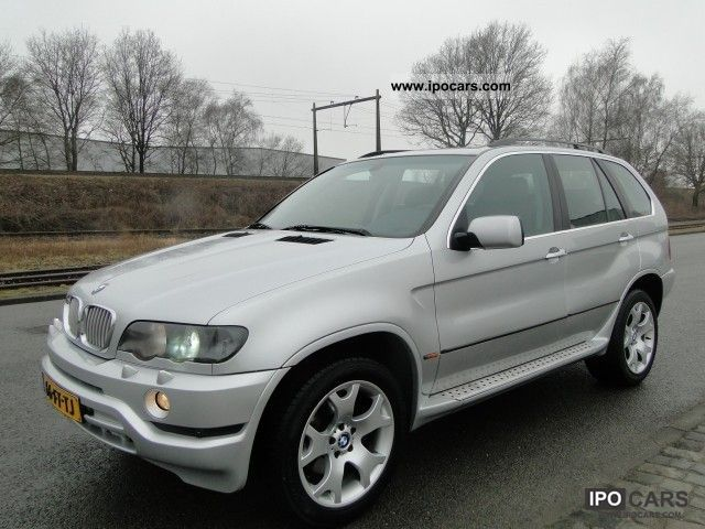 2000 BMW  X5 4.4i Sport Automaat Executive Off-road Vehicle/Pickup Truck Demonstration Vehicle photo