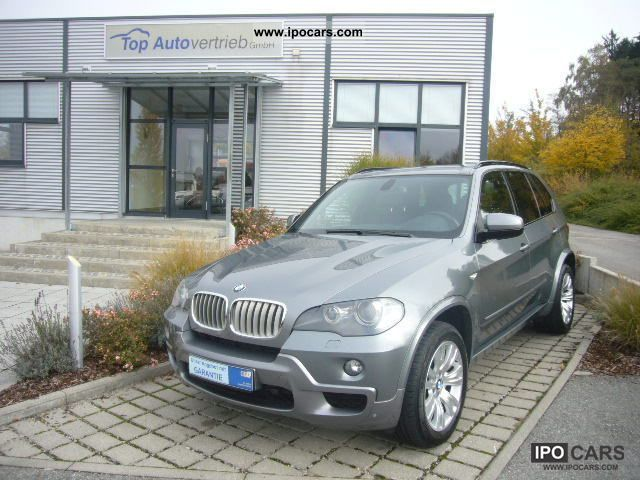 2008 BMW  X5 3.0 sd M-Sport and top-ups! Off-road Vehicle/Pickup Truck Used vehicle photo