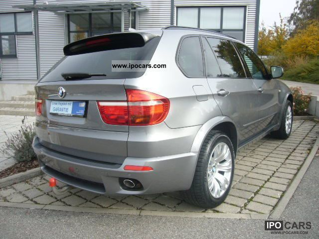 2008 bmw x5 3.0 sd m-sport and top-ups! - car photo and specs