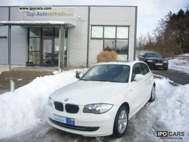 2009 BMW  116d only 37.000km, alloy wheels, sunroof ..... Limousine Used vehicle photo