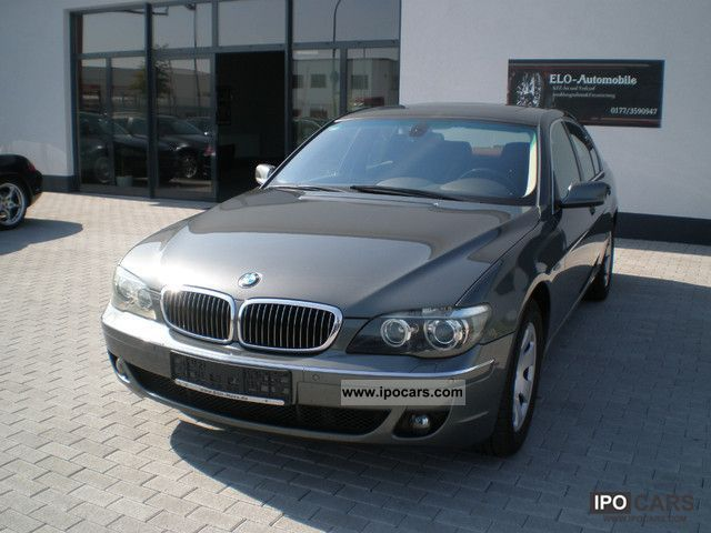 2007 BMW  730d. Xenon, TV, NAVI, HEATER, PDC. Limousine Used vehicle photo