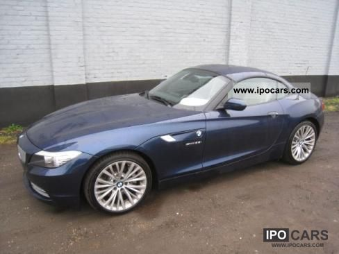 2011 BMW  Z4 sDrive35i NaviProf/Memory/M-Fahrkwerk/18 * \ Cabrio / roadster Used vehicle photo