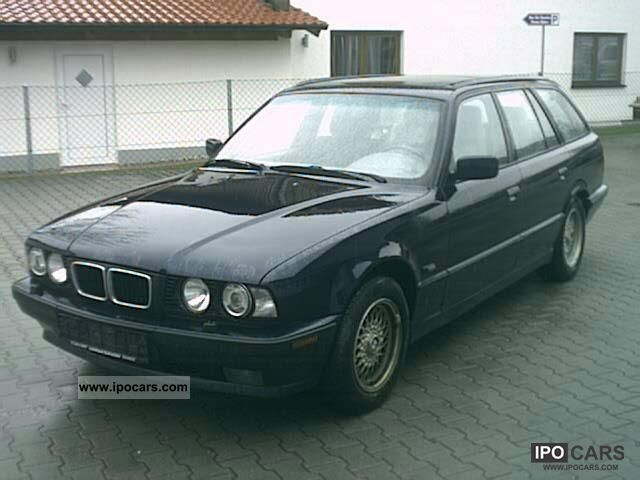 Bmw vehicles with pictures page 51 bmw 525i touring 1995 used vehicle photo publicscrutiny Choice Image