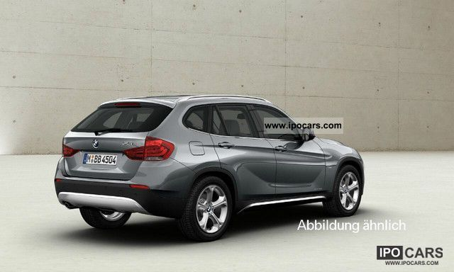 2011 bmw x1 xdrive18d automatic car photo and specs. Black Bedroom Furniture Sets. Home Design Ideas