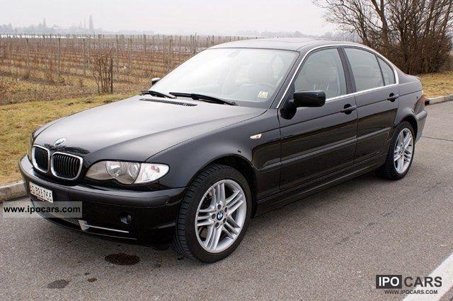 2002 BMW  330xi Limousine Used vehicle photo