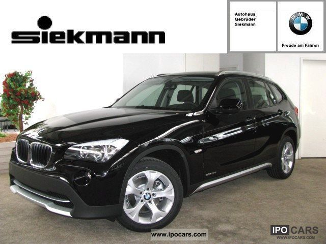 2011 bmw x1 sdrive18d pdc climate 1 hand car photo and specs. Black Bedroom Furniture Sets. Home Design Ideas