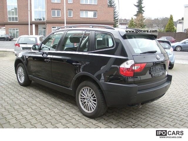 2006 bmw x3 comfort advantage package car photo and specs. Black Bedroom Furniture Sets. Home Design Ideas