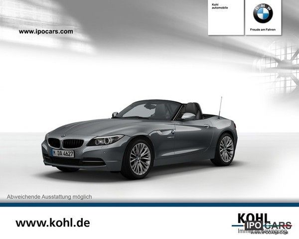 2011 BMW  Z4 sDrive20i Convertible 18% below original price Cabrio / roadster New vehicle photo