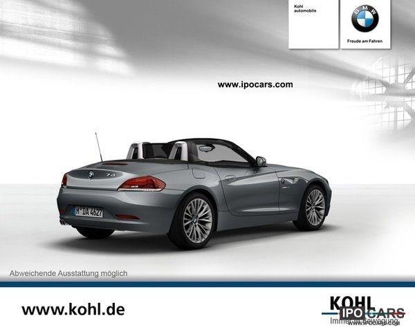 2011 BMW Z4 sDrive20i Convertible 18% below original price - Car Photo ...