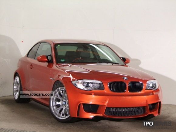 2011 BMW  1 Series M Coupe MSRP: 63 200, Nav.Prof.Xeno, leather, DAB Sports car/Coupe Employee's Car photo
