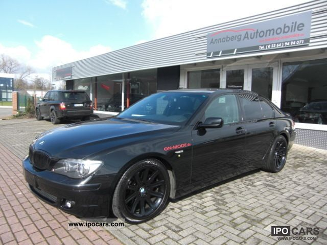 2006 BMW  730d SPORT PACKAGE / / Nappa Leder/19 CUSTOMS / TOP-LOOK Limousine Used vehicle photo