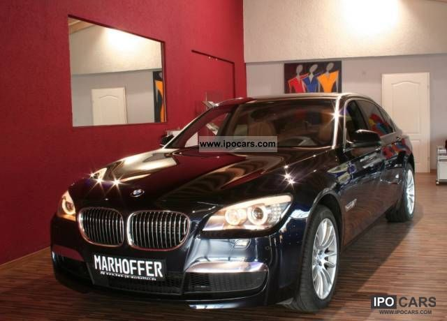2011 BMW  730Ld F02 2011 FOND-ENTERTAINMENT Â € 122,279. - Limousine Used vehicle photo