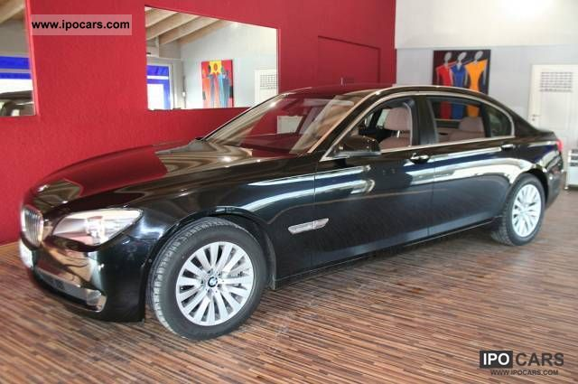 2011 BMW  730Ld F02 2011 STANDHEIZUNG UPE Â € 123,889. - Limousine Used vehicle photo