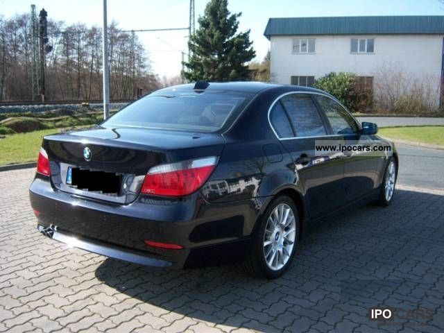 2004 bmw 525d auto steptr individual dpf navi prof tv car photo and specs. Black Bedroom Furniture Sets. Home Design Ideas