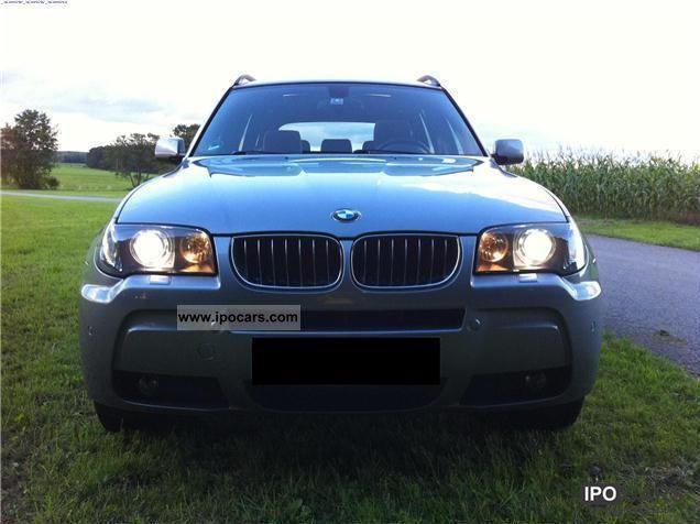2006 BMW  X3 3.0d Aut. Navi Leather Pdc Klimaaut. Sitzhzg. Limousine Used vehicle photo