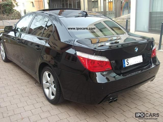 2007 bmw 530i m packet vollausttatung car photo and specs. Black Bedroom Furniture Sets. Home Design Ideas