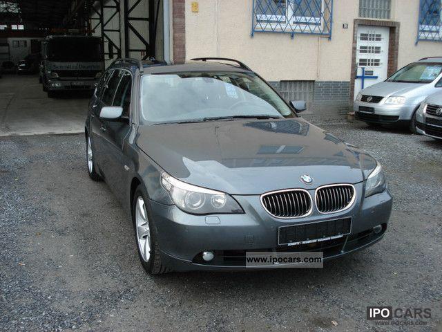 2006 BMW  525d Touring Aut. Stdhz. / Xenon / panorama roof Estate Car Used vehicle photo