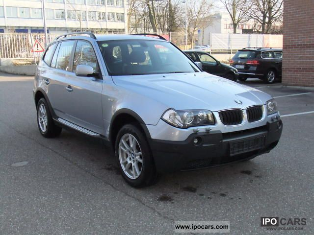 2005 bmw x3 automatic air conditioning xenon pdc. Black Bedroom Furniture Sets. Home Design Ideas