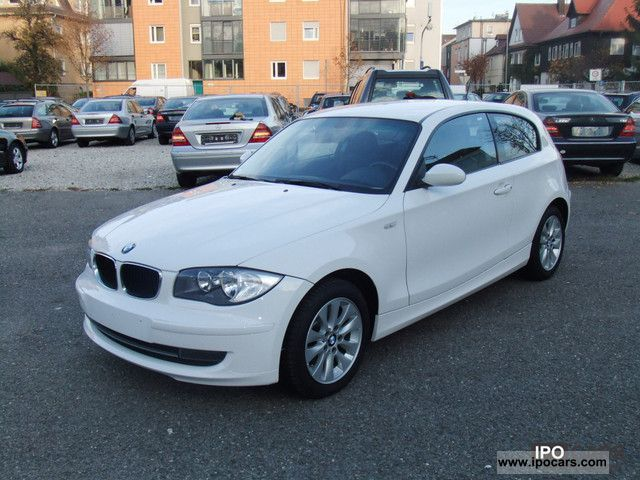 2009 BMW  116d DPF Limousine Used vehicle photo