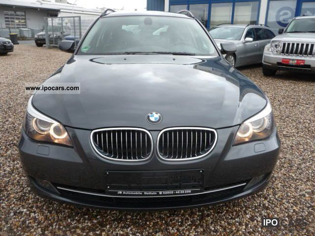 2007 bmw 525d touring aut navipro xenon heater fl car photo and specs. Black Bedroom Furniture Sets. Home Design Ideas