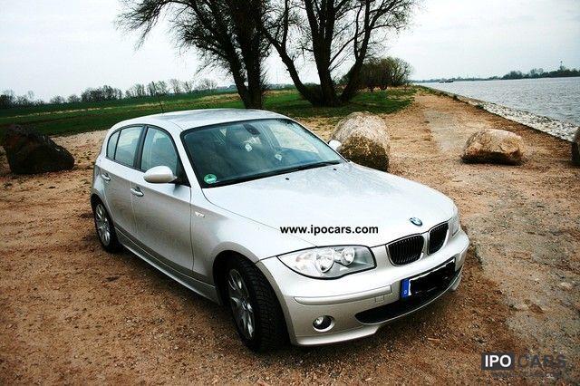 2005 BMW  118i Limousine Used vehicle photo