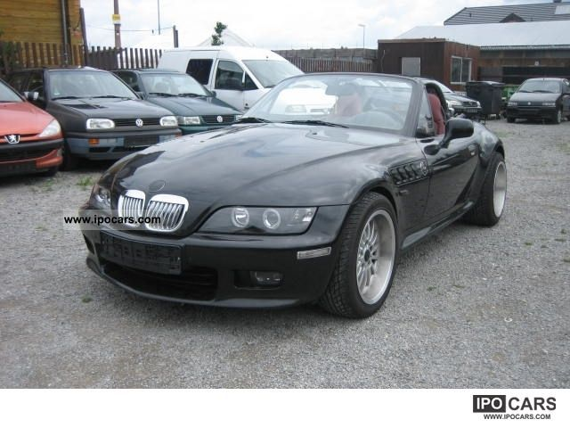1999 Bmw Z3 Roadster 2 8 Hardtop Car Photo And Specs