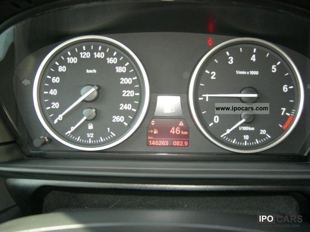 2008 BMW 520i Touring Edition Lifestyle LEATHER NAVI PROF Estate Car Used Vehicle