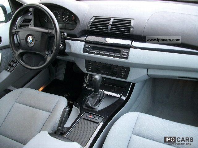 2002 bmw x5 3.0d (ahk standhzg xenon pdc klima) - car photo and specs
