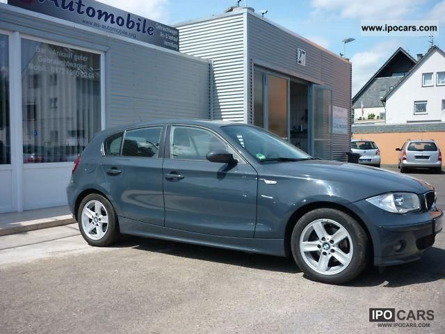 2006 BMW  118 d * Air * Electric. Glass sunroof * Limousine Used vehicle photo