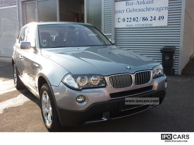 2006 BMW  X3 3.0d Aut. * Leather * Panoramic Roof * Euro 4 * Limousine Used vehicle photo