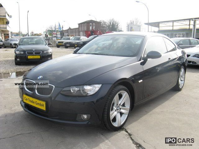 2007 bmw 325i coupe car photo and specs. Black Bedroom Furniture Sets. Home Design Ideas