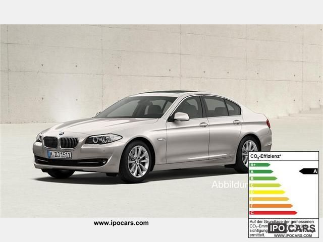 2011 BMW  525d Saloon Limousine New vehicle photo
