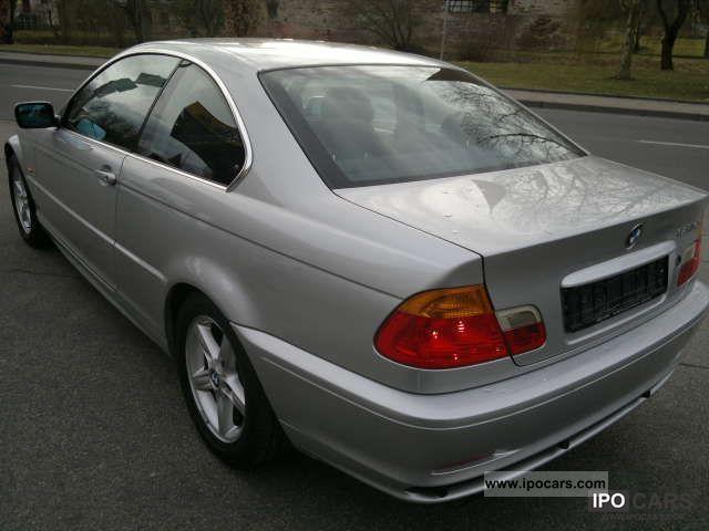 1999 Bmw 323 Ci