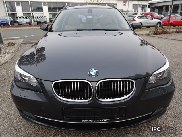 2008 bmw 525d touring panorama heater ahk car photo and specs. Black Bedroom Furniture Sets. Home Design Ideas