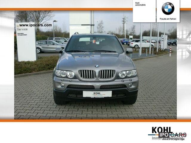 2006 BMW  X5 4.4i Navi Xenon PDC sunroof towbar Sposi Off-road Vehicle/Pickup Truck Used vehicle photo
