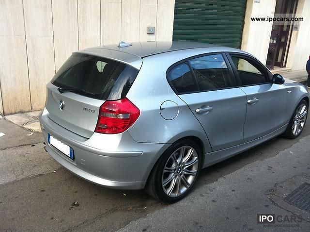 Compressed Air Car >> 2007 BMW 118 - Car Photo and Specs