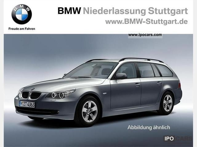 2008 bmw 520d touring automatic navigation xenon heater car photo and specs. Black Bedroom Furniture Sets. Home Design Ideas
