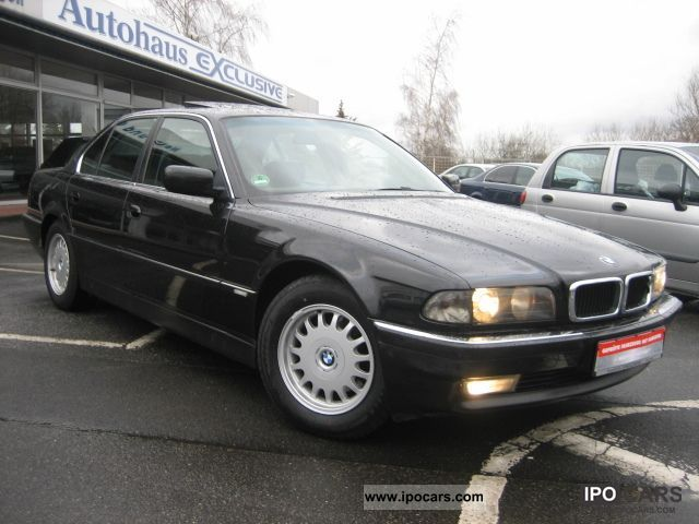 1994 BMW  730i * AIR * SD * NAVI * LEATHER * AUTOMATIC. * FULL * TOP CONDITION Limousine Used vehicle photo