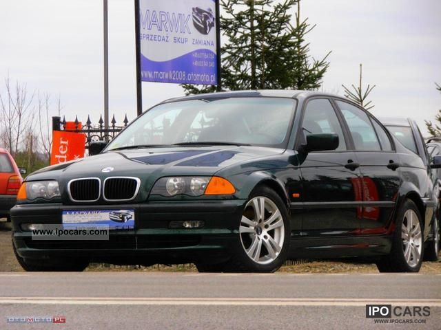 1999 bmw 320 e46 320d 136km limuzyna okazja car photo and specs. Black Bedroom Furniture Sets. Home Design Ideas