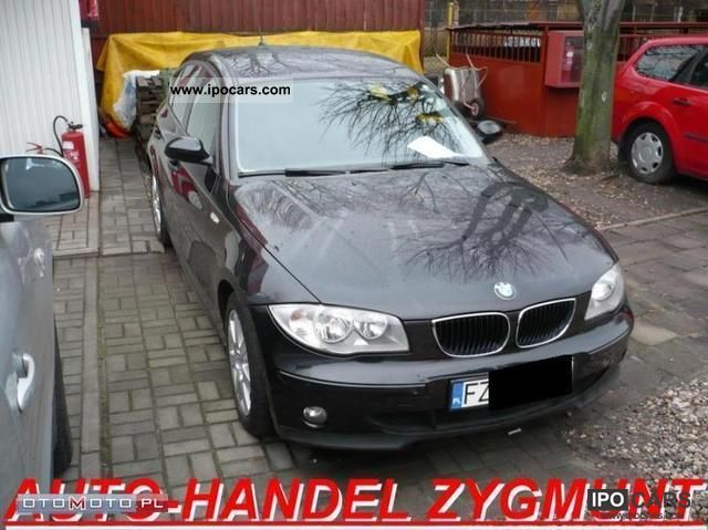 2005 BMW  118 Small Car Used vehicle photo